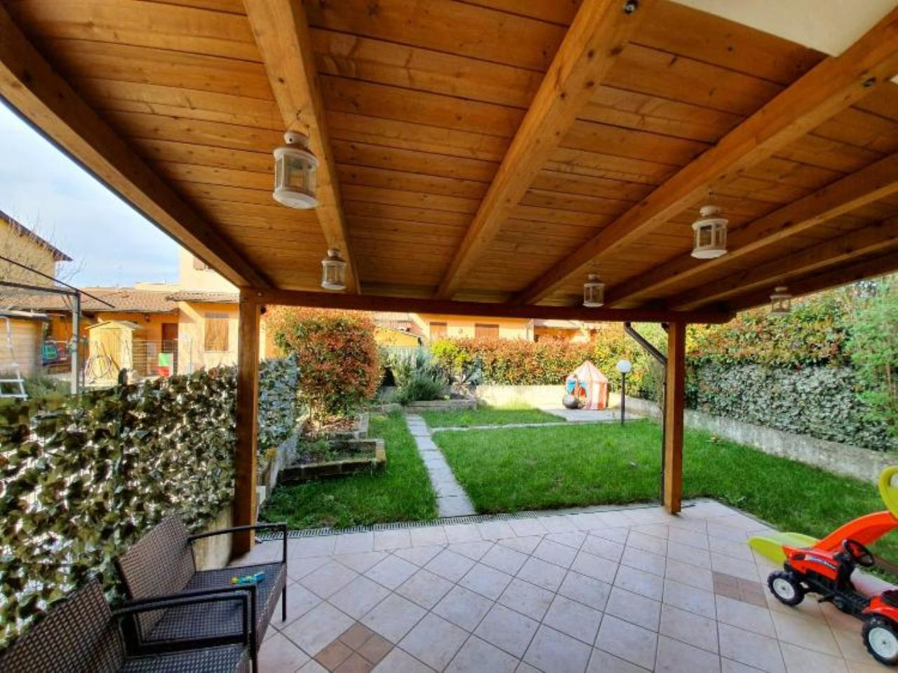 Villa a schiera CASTELVERDE €185.000,00