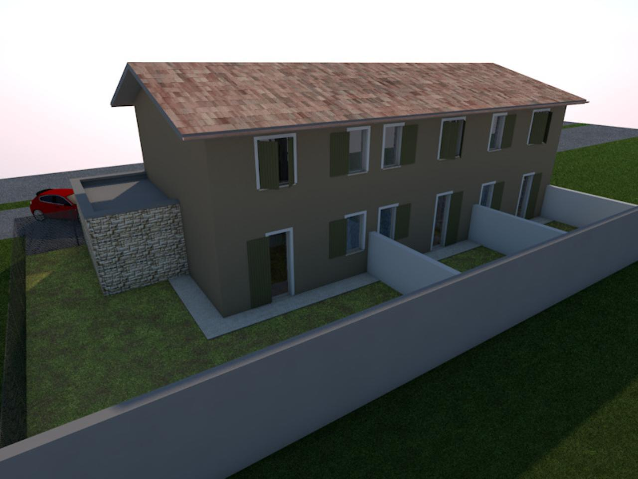 Villa a schiera PESCAROLO ED UNITI €137.000,00