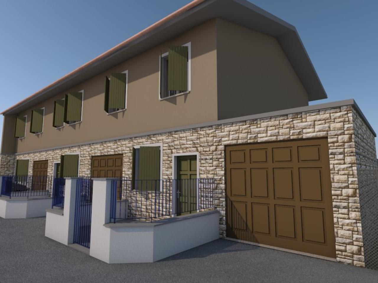Villa a schiera PESCAROLO ED UNITI Euro 145.000,00