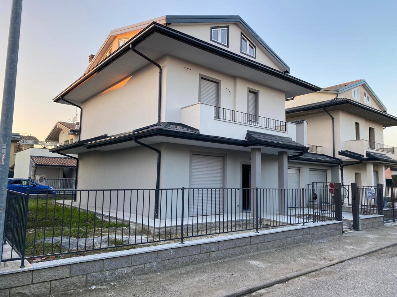 Villa indipendente SESTO ED UNITI Euro 258.000,00