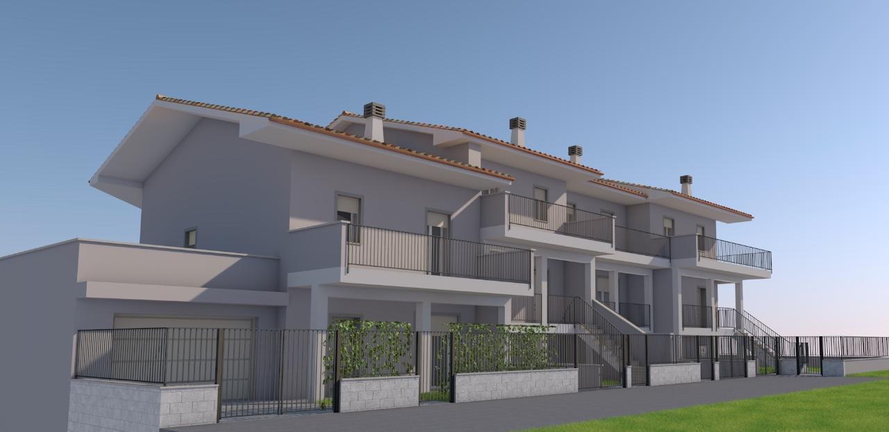 Villa a schiera CREMONA Euro 330.000,00