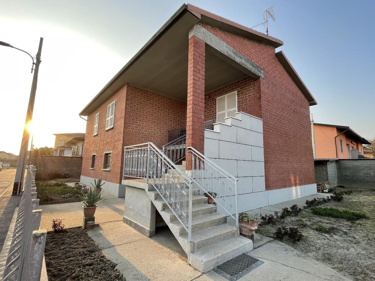 Villa indipendente SPINADESCO Euro 159.000,00