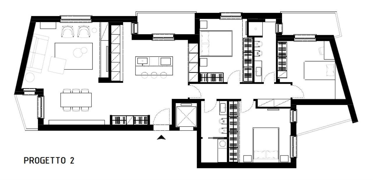 Appartamento CREMONA €258.000,00